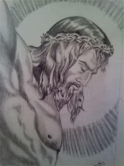 imagenes a lapiz de jesus en la cruz imagen cristo en la cruz grupos emagister com