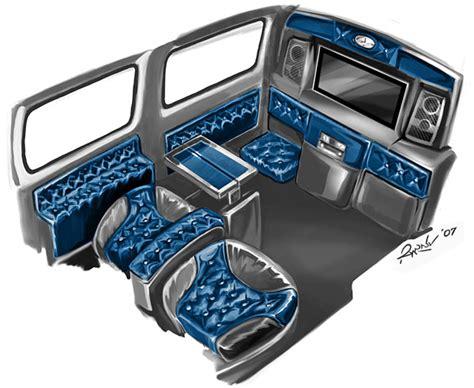 custom car interior design part 7