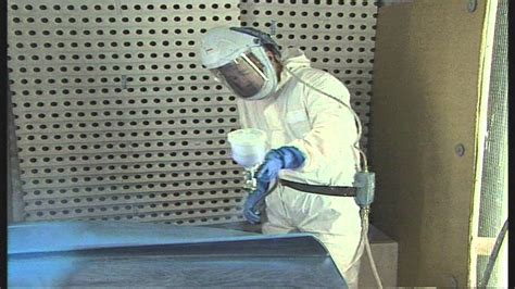 spray painter ppe health safety personal protective equipment
