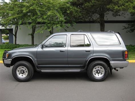 service manual how cars run 1995 toyota 4runner electronic toll collection 1995 toyota