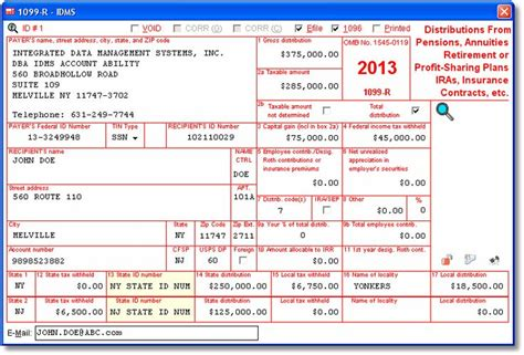 irs section 6050w account abilitys 1099 r user interface distributions