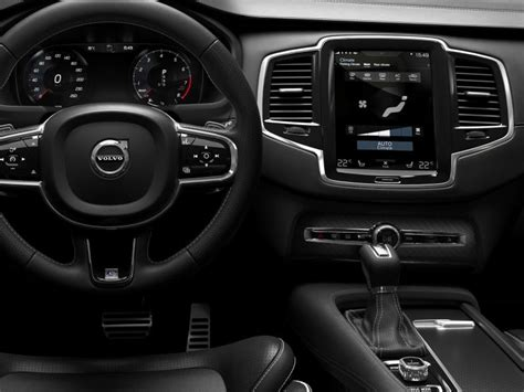 R Interior by Volvo Image Gallery 2016 Volvo Xc90 R Design Interior