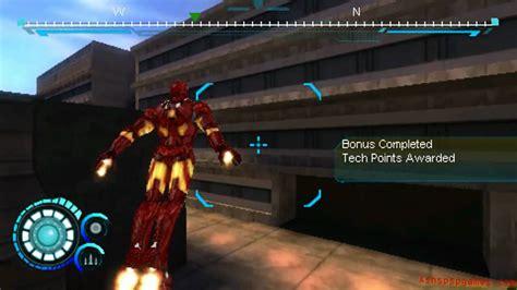 theme psp iron man iron man 2 the video game psp 01 home invasion 1 2