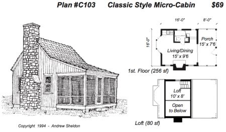 small cabin plans free tiny house on wheels plans free micro cabin plans micro
