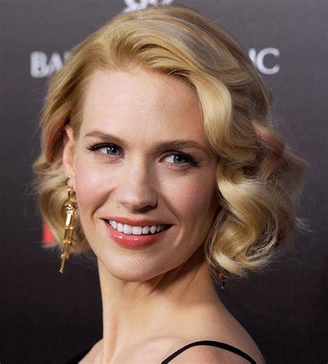 bob hairstyles january jones top 50 bob hairstyles for women fashionisers