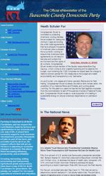 Political Newsletter Template by My Newsletter Builder Exles For Government Politics