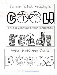 printable summer reading bookmarks summer reading bookmarks school pinterest