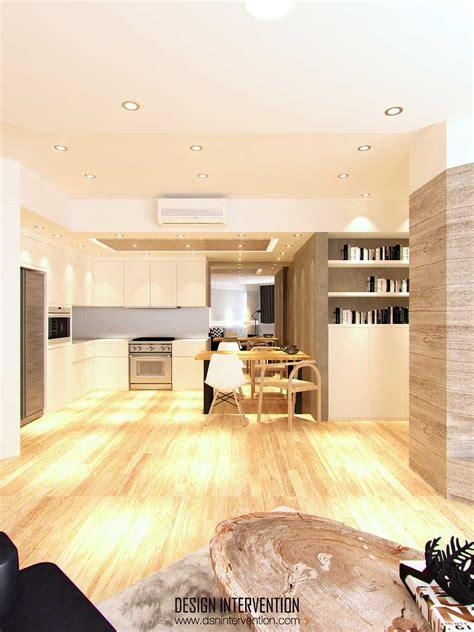 desain dapur untuk apartment cantiknya desain dapur scandinavian untuk rumah mewah