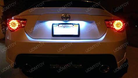 sylvania led license plate light mini bulb bright 12 smd t10 168 194 led bulbs led license