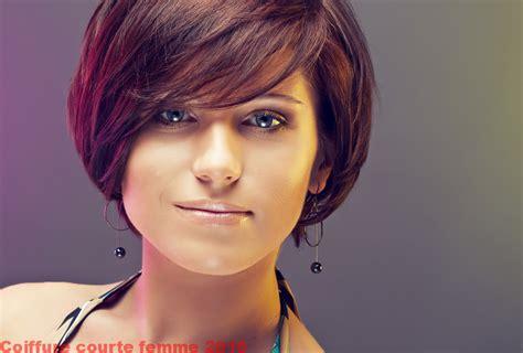 Style De Cheveux Femme 2016 by Mod 232 Le De Coiffure Courts Pour Femme 2017