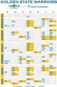 warriors home schedule warriors announce 2012 13 schedule inside the warriors