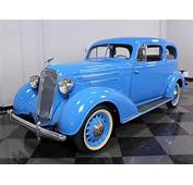 1935 Chevrolet Master Deluxe  Post MCG Social
