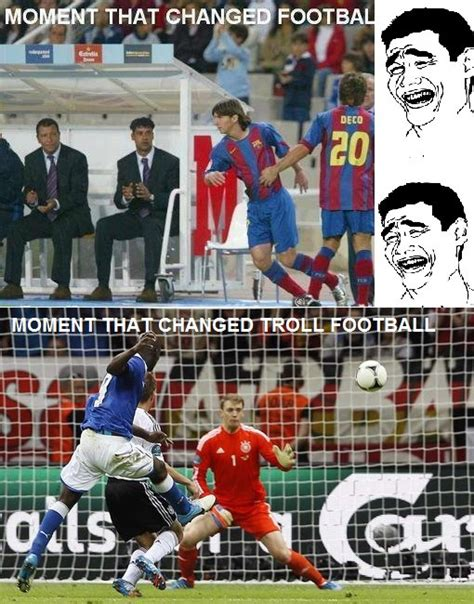 Troll Football Memes - football memes moment that changed troll football xd