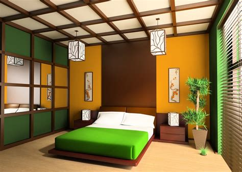 3d interior green style bedroom 3d interior design 3d house free 3d house pictures and wallpaper