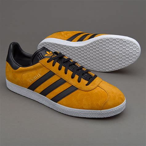 sepatu sneakers adidas originals gazelle collegiate gold