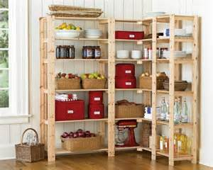pantry shelving city home style