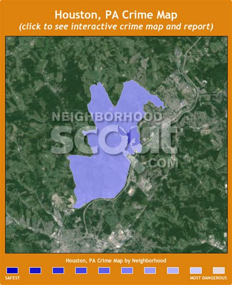 houston map crime houston pa crime rates and statistics neighborhoodscout