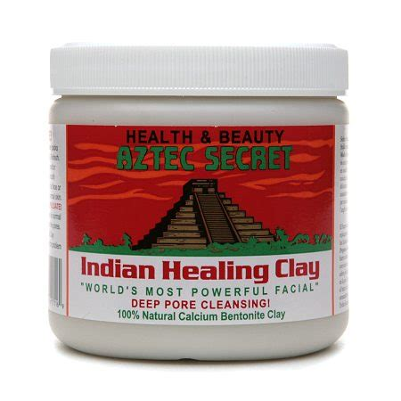 Aztec Secret Clay For Detox by Why You Should Try A Bentonite Clay Mask