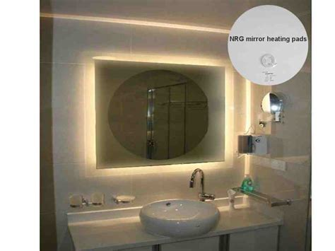 Electric Bathroom Mirrors Electric Bathroom Mirrors 28 Images Electric Mirror Fusion 36 Quot X 36 Quot Lighted Mirror