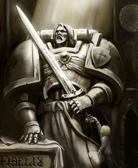 knights inductor iron knights warhammer 40k fandom powered by wikia