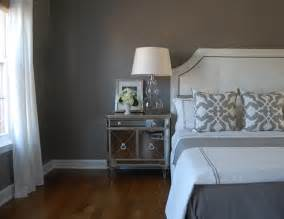 Gray Bedroom Paint poetical contemporary bedroom benjamin moore galveston gray