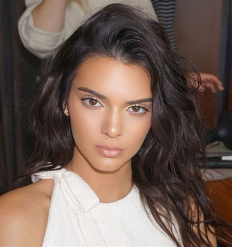 Wedding Hair And Makeup Kendal by Kendall Jenner Makeup Kendall Jenner