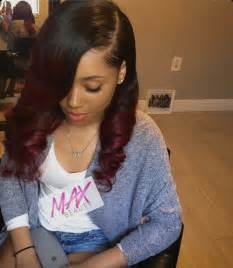 best hair for sew ins 1017 best sew in hairstyles images on pinterest hair