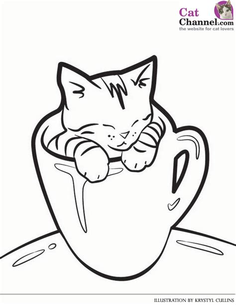 free coloring pages of cute dogs and cats