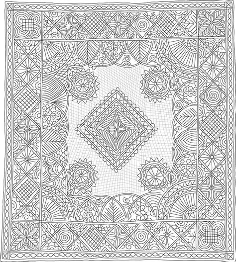 bettdecke zeichnung quilting drawing made by baumgarten iqscm 2006 007