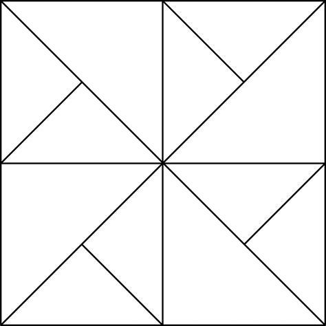 geometric pattern blocks geometric block pattern 8 clipart etc