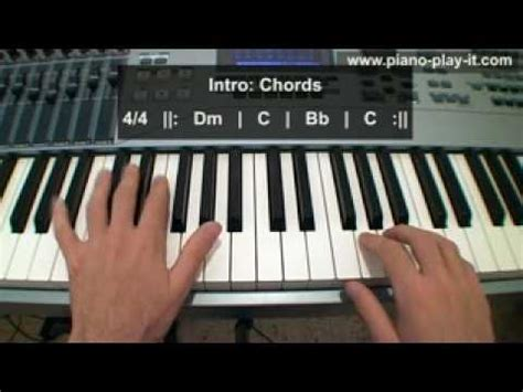 tutorial piano titanic titanic piano tutorial my heart will go on by celine