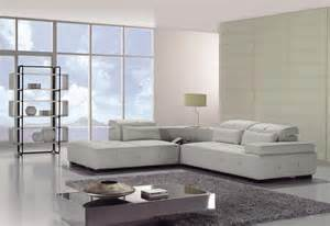 Livingroom Couch living room white leather l shaped couch bed for modern minimalist