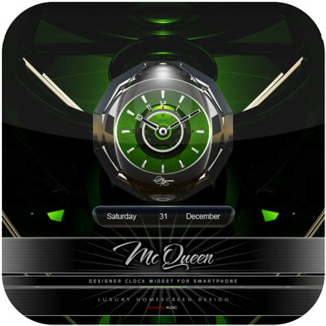 clock themes android mobile amazon com mcqueen beautiful clock widget theme for
