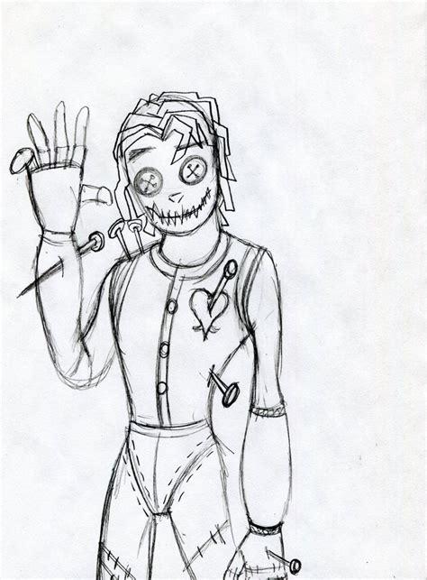 doodle voodoo voodoo doodle by razmere on deviantart