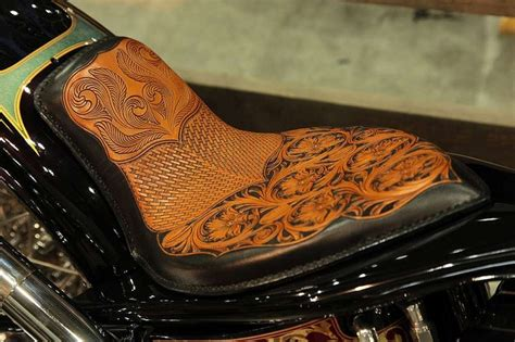 motorcycle seat leather upholstery custom motorcycle seats jugjunky com