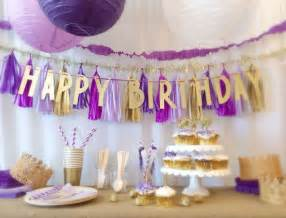 25 best ideas about purple decorations on