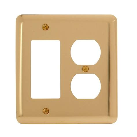 amerelle grayson 1 duplex wall plate copper and the home amerelle steps 2 decora wall plate rustic brass 84rrrrb