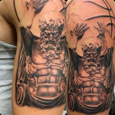 atlas tattoo best 20 atlas ideas on