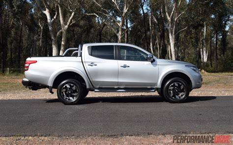 triton mitsubishi 2016 2016 mitsubishi triton review gls exceed autos post