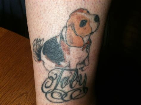 tattoo pen for dogs the 25 best beagle tattoo ideas on pinterest pet