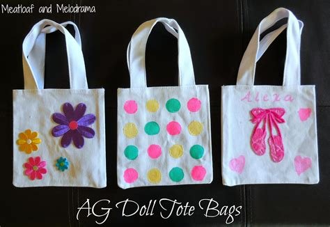 Children S Butterfly Fabric american girl doll tote bags meatloaf and melodrama