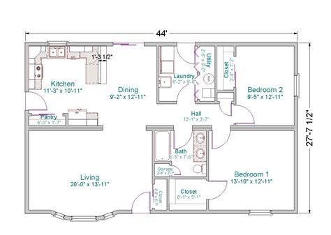 floor plans pictures 3 bedroom ranch open floor plan home interior plans