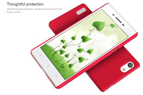 Anti Oppo Neo 7 A33 nillkin frosted shield matte cover for oppo neo