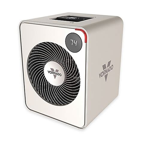 bed bath and beyond space heater vornado vhm500 all metal all room heater www