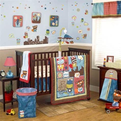 superhero nursery bedding cocalo superhero pals crib bedding collection baby