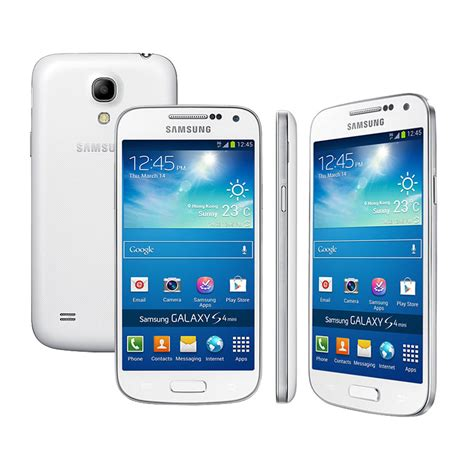 samsung galaxy s4 mini gt i9195 8gb 4g lte factory unlocked cell phone white 8806085719118 ebay