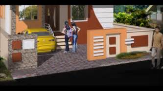 house compound designs pictures compound wall designs youtube