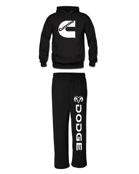 Matching Sweatpants cummins matching hoodie sweatpants dodge cummins matching