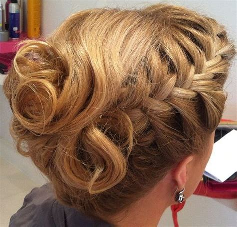 ball hairstyles updo braids 1000 images about hair styles for your school ball on