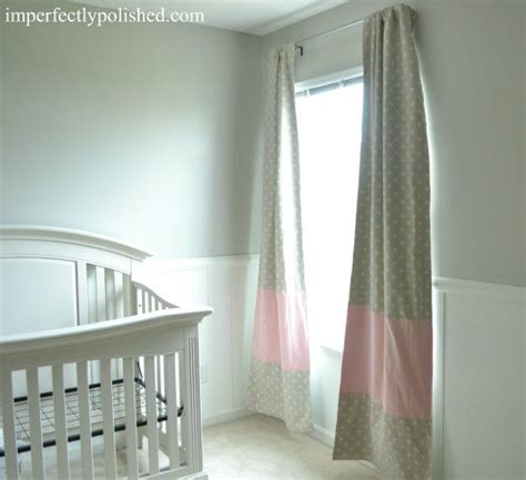 Lined Nursery Curtains 43 Best Images About Blackout Curtains For Nursery On Pinterest Pottery Barn Babies